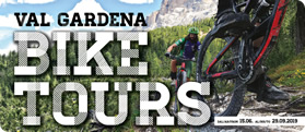 Val Gardena Bike Program